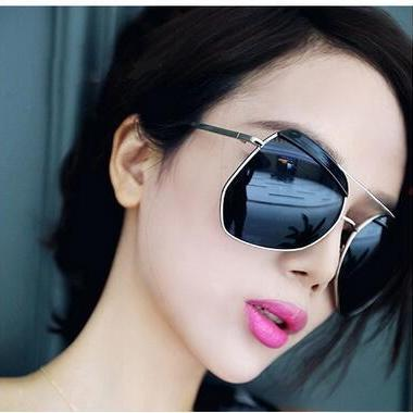 Explosion Models Wild Irregular Polygon Sunglasses Colorful Sunglasses Tide Glasses